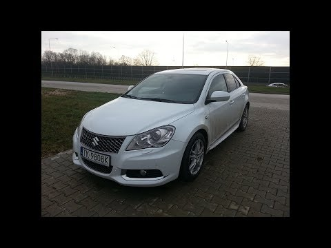 [PL] Suzuki Kizashi 2013 Test PL / Review / Walkaround