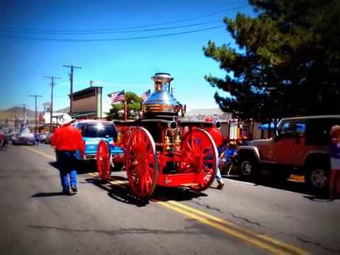 4th Of July:Silver City, Gold Hill, and Virginia City