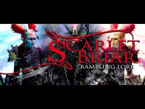 Guild Wars 2 | Rambling Lore - Scarlet Briar thumbnail