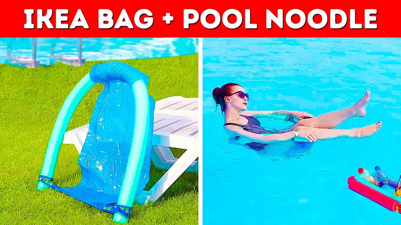 16 TOTALLY FUN SUMMER HACKS FOR KIDS