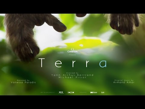 TERRA - O Filme │ Yann Arthus-Bertrand e Michael Pitiot (dublado e legendado)