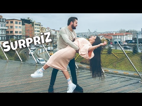 Resul Abbasov ft. Xanim - Surpriz (RAP) (2019) (Baku - İstanbul) (Official Music Video)