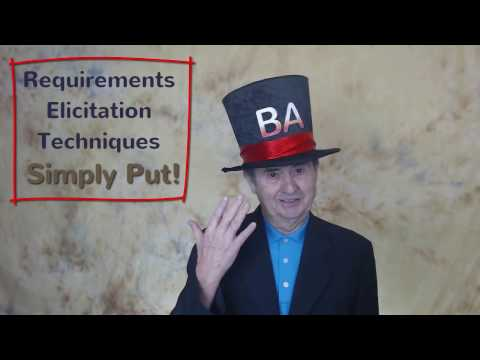 Introduction To Requirements Elicitation Techniques
