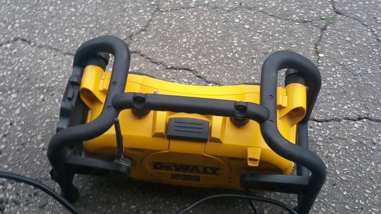 dewalt radio dcr025. rovrman dewalt dc011 charger radio ebay item dcr025