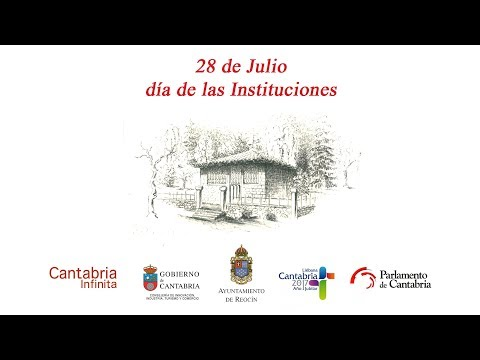 Día de las Instituciones de Cantabria 2018