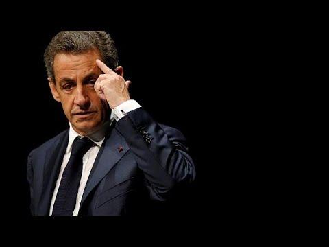 Suspeitas de financiamento da Líbia levam a detenção de Sarkozy