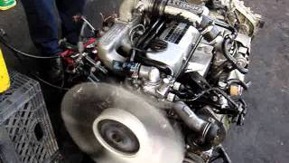 Nissan TD27-T engine for David
