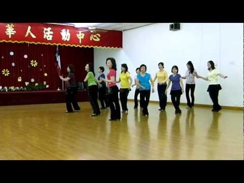 Treat Me Right ~ Line Dance (Dance & Teach)