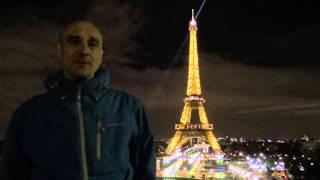 Путешествие во Францию. Полезные советы(Пара полезных советов от Евгения Аникина по поводу Парижа и Франции в целом. И всё это на фоне Эйфелевой..., 2014-10-22T19:44:06.000Z)