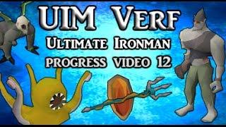 ultimate ironman progress 12 slayer 87 mm2 zenyte trident hunt road to pvm uim verf