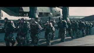 Edge Of Tomorrow (2014) Official Suit Clip [HD]