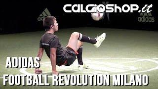 Calcioshop Experience: Adidas Football Revolution Milano