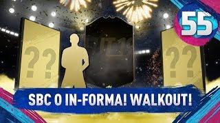 SBC o IN-FORMA! WALKOUT! - FIFA 19 Ultimate Team [#55]