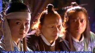 Sword Stained With Royal Blood Ep20a 碧血剑 Bi Xue Jian Eng Hardsubbed