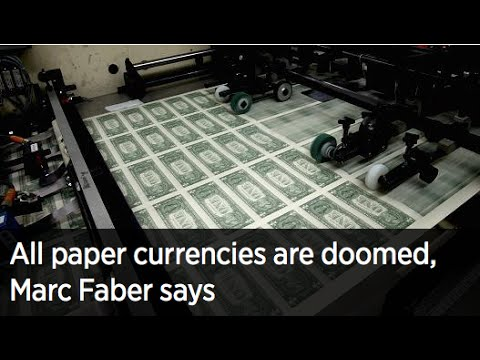Paper Currency Doomed, Gold In Pound Sterling £1,000, Silver Rising