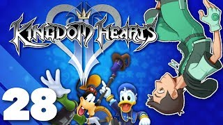 Kingdom Hearts II - #28 - Assault on Hollow Bastion - Story Mode