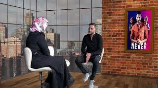 حلقة تلفزيونية خاصة🎬📽  مع مصطفى قبلاوي  ((فاطمة الخطيب & د.محمد صرصور))