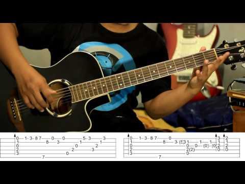 Belajar Petikan Gitar Sepatu - Tulus (Riadyawan) Bagian 2