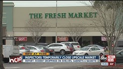 Rodent infestation found at local grocery store