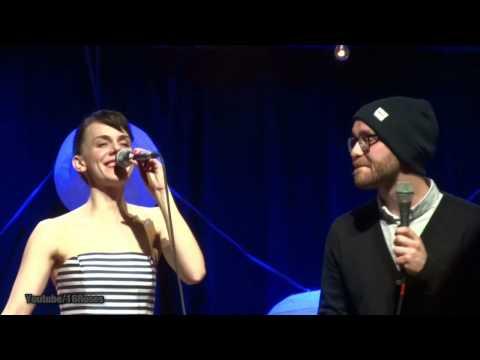 """Anna Depenbusch & Mark Forster -LIVE- """"Ich und Du"""" @Berlin March 05, 2013"""