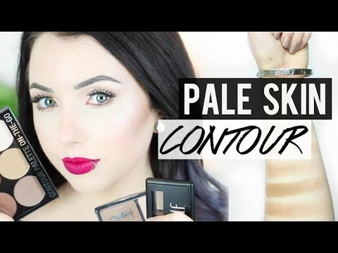 BEST CONTOUR PRODUCTS FOR PALE SKIN ...