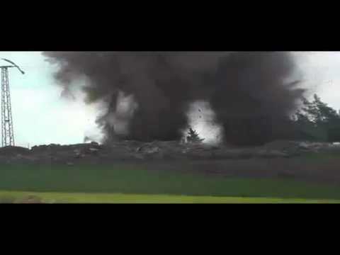 IED attack by Free Syria Army