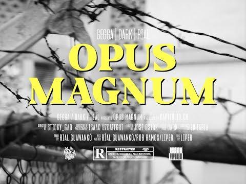 """OPUS MAGNUM"" Gegga | Dark | Ríal. #ElDojo #LaMalditaInfamia"