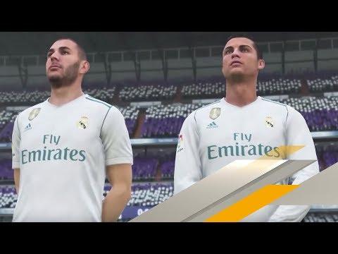 Hammer-Grafik! Realismus pur bei FIFA 18   SPORT1 GAMING