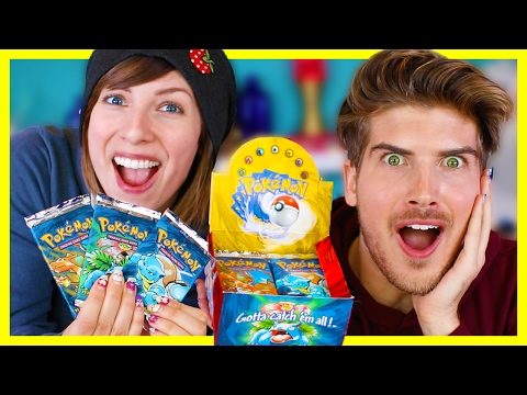 UNBOXING ORIGINAL POKEMON CARDS BOOSTER BOX!
