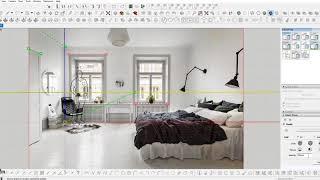 SKETCHUP. Создание модели по фото. Основные принципы