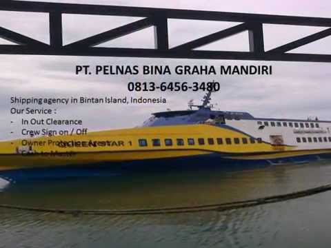 ( +62-813-6456-3480 ) Tsel, Shipping Agency In Bintan, Indonesia
