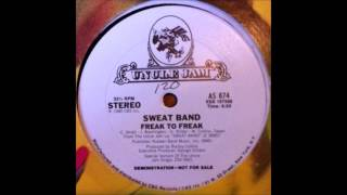 SWEAT BAND   Freak To Freak   UNCLE JAM RECORDS   1980