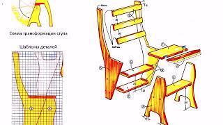 как сделать простую лестницу своими руками схема