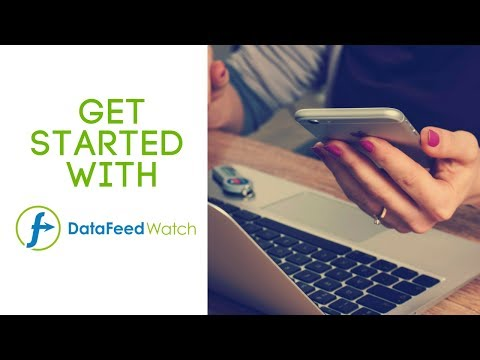 Getting Started with DataFeedWatch