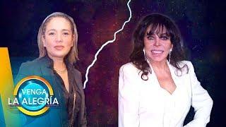 ¡Yolanda Andrade NO QUIERE que Verónica Castro se retire del medio! | Venga La Alegría