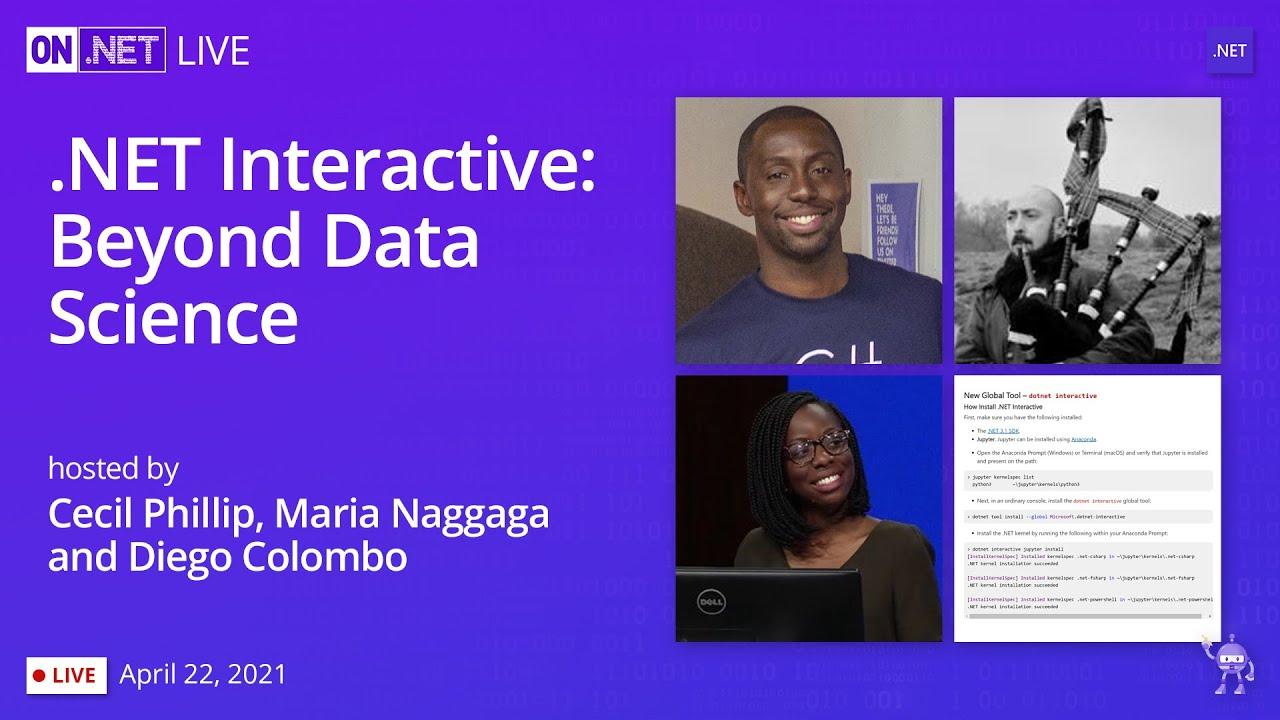 .NET Interactive: Data Science