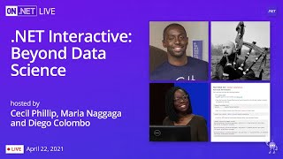 On .NET Live - .NET Interactive: Data Science
