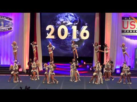 Maryland Twisters Reign Silver Medalist Worlds 2016