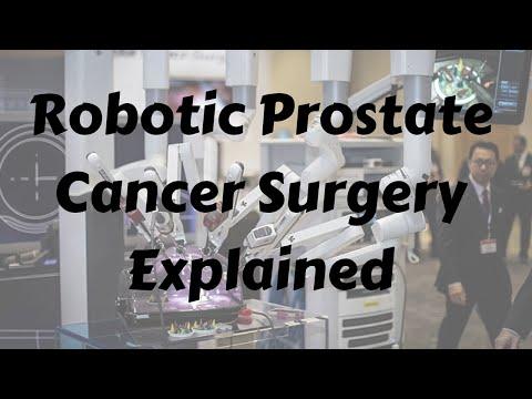 Robotic Prostate Cancer Surgery Explained
