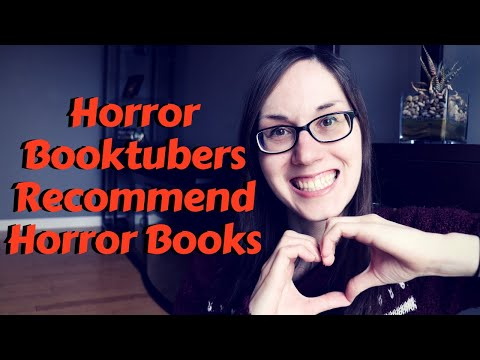 Horror Booktubers Recommend Horror Books   Horror Book Recommendations #horrorbooks #horrotube