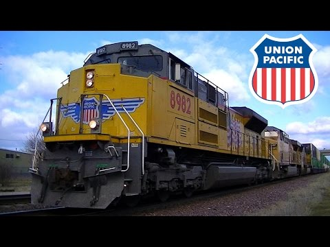 Union Pacific: The Great Big Rollin' Railroad