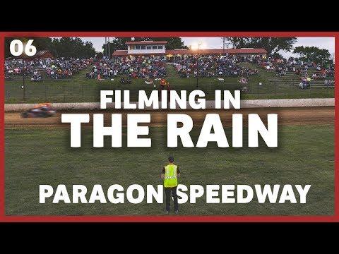 Episode 6 | Paragon Speedway | Filming in the rain