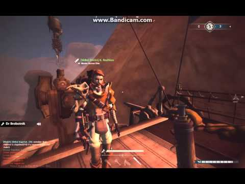 Guns Of Icarus Online (Freeing the beast) |