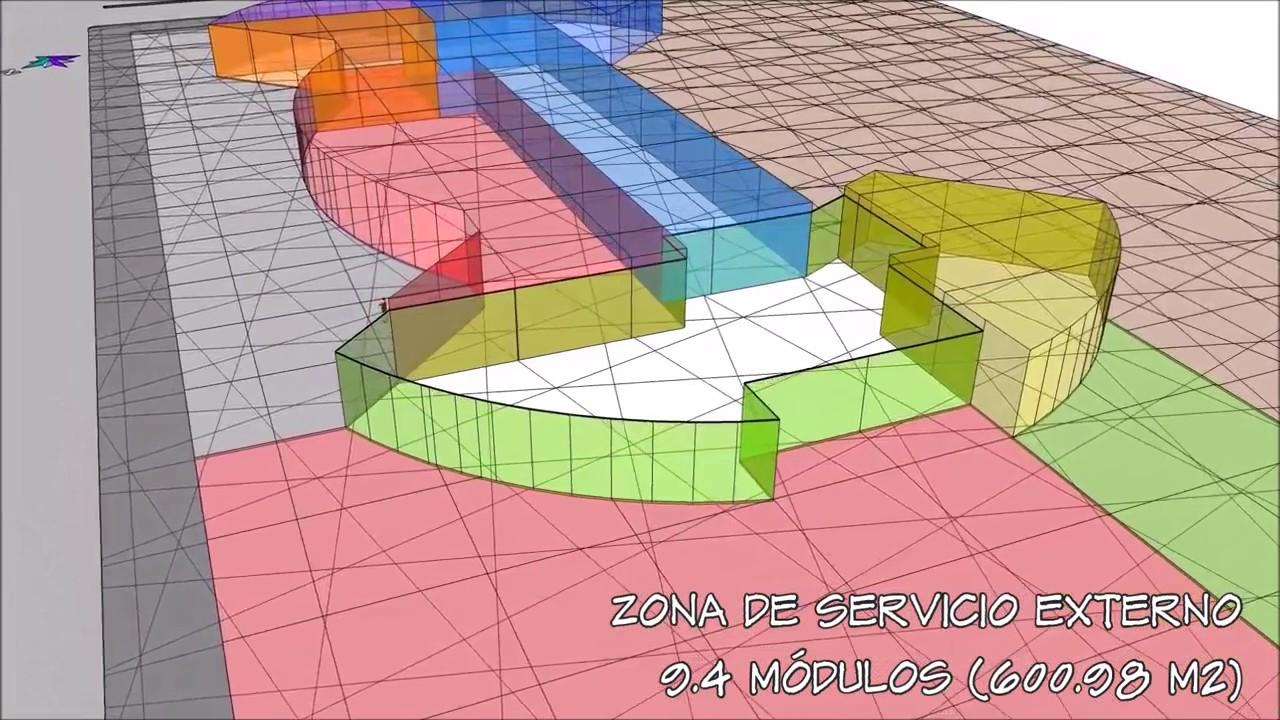 Arquitectura Zonificaci N Youtube