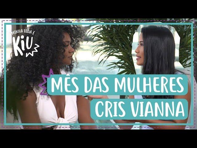 Thay OG conversa com a Cris Vianna | Minha Vida É Kiu