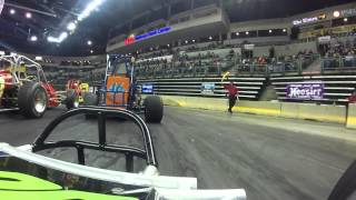 TQ midgets heat, at the battle of trenton 12/20/2014