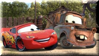 Car Toon Game - Lighting McQueen Master Rescue