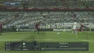 世界足球競賽 勝利十一人 2015 試玩版 進球
