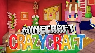 Kawaii House! | Ep 14 | Minecraft Crazy Craft 3.0
