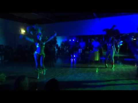 Brazilian Dance Academy Opening-Samba Performance